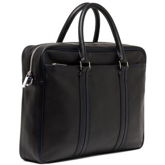 SAC BESACE PORTE DOCUMENTS – Cuir