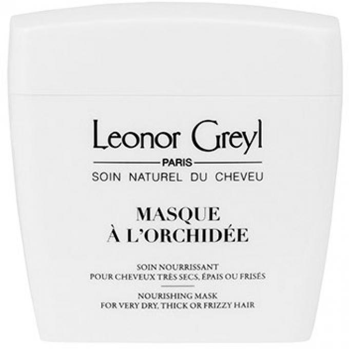 MASQUE CHEVEUX ORCHIDEE Leonor Greyl