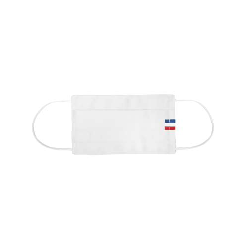 Masque Anti Projection Drapeau