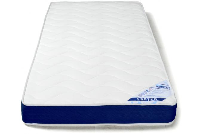 matelas mousse epaisseur 10 cm m moire de forme avec bande. Black Bedroom Furniture Sets. Home Design Ideas
