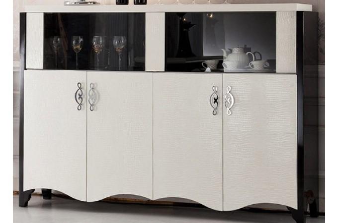 Buffet baroque meuble de rangement pas cher - Meuble style baroque pas cher ...