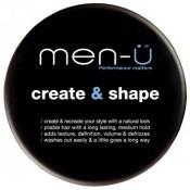 men-ü Homme - CREATE & SHAPE CIRE DE COIFFAGE - Gel & Cire Cheveux