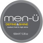 Men-ü - DEFINE & SHINE POMADE COIFFANTE - Cosmetique homme men u