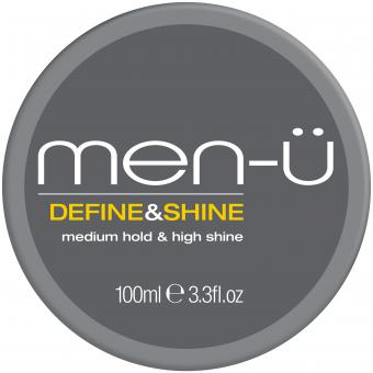 DEFINE & SHINE POMADE COIFFANTE Men-ü