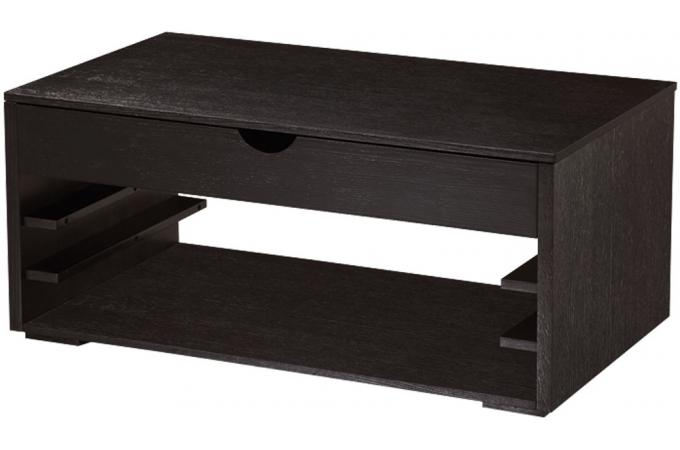 table basse newup bois wenge table basse pas cher. Black Bedroom Furniture Sets. Home Design Ideas