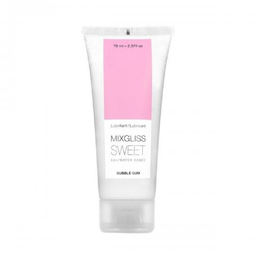MIXGLISS EAU - SWEET - BUBBLE GUM