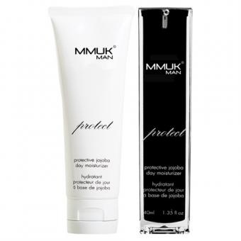 MMUK - MMUK MAN Protectection Jojoba hydratant 40ml - Maquillage homme mmuk