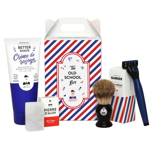 Monsieur Barbier - Coffret de Rasage OLD SCHOOL - Rasage monsieur barbier