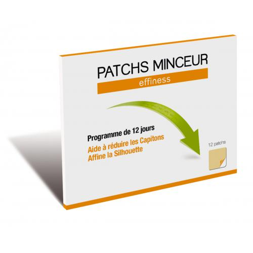 Patch Minceur Effiness - Nutriexpert