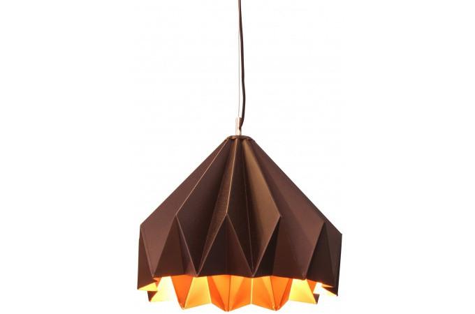 suspension origami black suspension pas cher. Black Bedroom Furniture Sets. Home Design Ideas