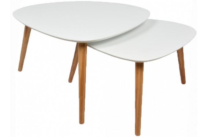 Achat table basse laqu e pas ch re table basse design en verre page 1 - Tables basses blanches ...