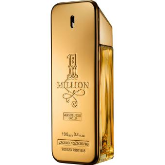 1 Million Absolutely Gold Paco Rabanne Parfum