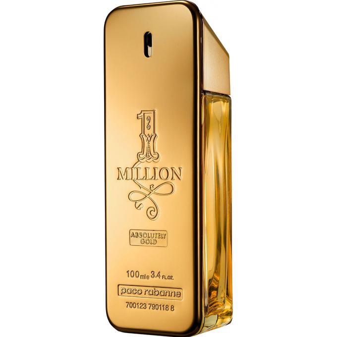 Mencorner FR 1 Million Absolutely Gold