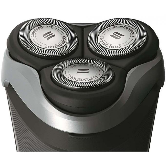 rasoir philips s3510 08 syst me comfortcut avec tondeuse de pr cision r tractable philips. Black Bedroom Furniture Sets. Home Design Ideas