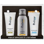 Polaar - KIT DE VOYAGE POLAAR MEN - Cosmetique homme polaar