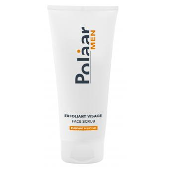 Polaar - EXFOLIANT VISAGE PURIFIANT - SOLUTION Acné / Boutons Homme