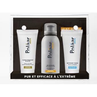 KIT DE VOYAGE POLAAR MEN Polaar