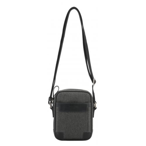 Pourchet - SAC PORTE TRAVERS MATTHIEU - Porte document homme cuir
