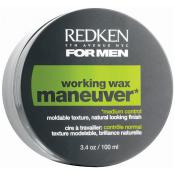 Redken - Redken For Men Maneuver - Cire cheveux homme