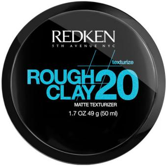 Redken Texture Rough Clay 20 Argile Mat