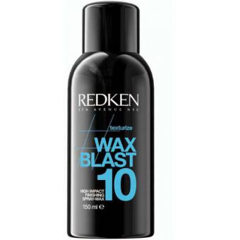 Spray de Finition Wax Blast 10 Texture Redken