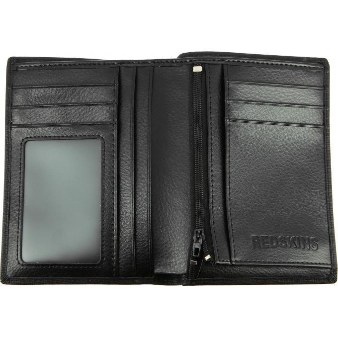 petit portefeuille damar cro te de cuir redskins portefeuille porte cartes homme. Black Bedroom Furniture Sets. Home Design Ideas