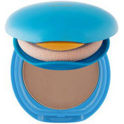 Shiseido - Fond de Teint Compact Solaire SPF30 - Maquillage homme