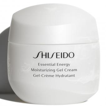 Shiseido Men - Gel Crème Hydratante Essential Energy - Cosmetique shiseido men