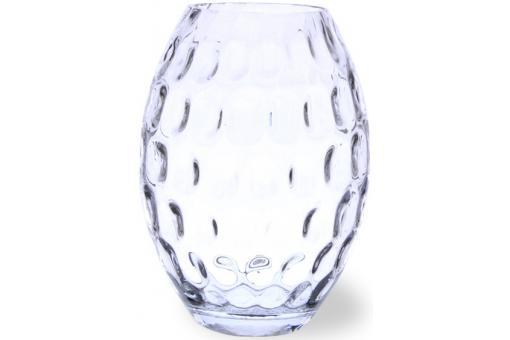 vase nid d 39 abeilles en verre h 26 cm vase pas cher. Black Bedroom Furniture Sets. Home Design Ideas