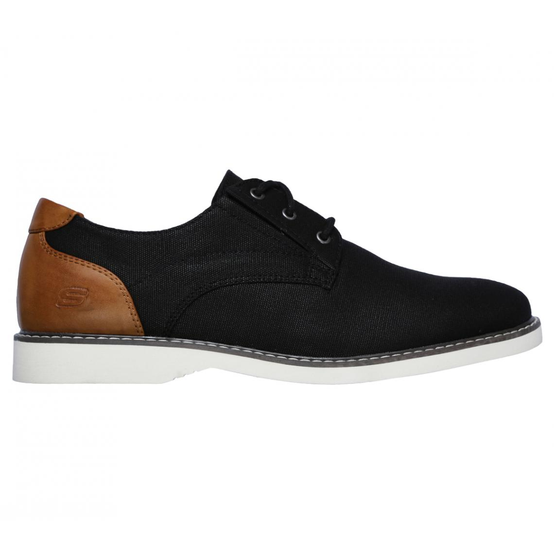 Chaussures Basses Homme Noir Skechers