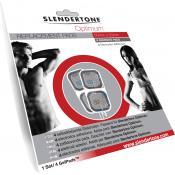 Slendertone - Jeu de 4 Electrodes 5x5cm - Sport & Minceur HOMME