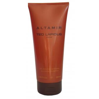 ALTAMIR Gel Douche Intégral Tube Ted Lapidus Parfums