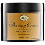 The Art of Shaving - SHAVING CREAM - Produit de rasage