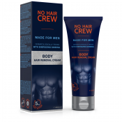 The Powder Company - No Hair Crew crème d\'épilatoire pour le corps - Produit rasage the powder company
