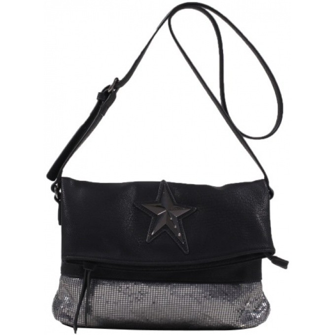 Sac A Main Bandouliere Strass : Sac bandouli?re strass thierry mugler et ? main