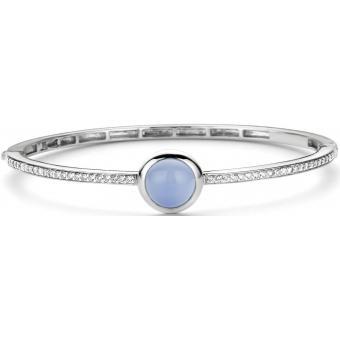 Bracelet Bleu Argent  - Ti Sento - Ti Sento
