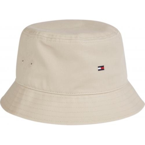 Tommy Hilfiger Maroquinerie - Bob Beige Coton - Casquette HOMME Tommy Hilfiger Maroquinerie