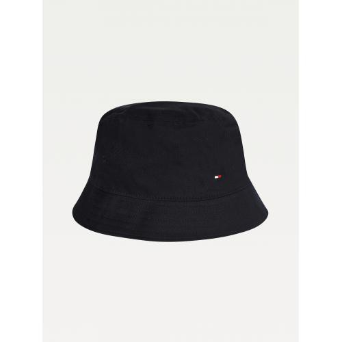 Tommy Hilfiger Maroquinerie - Chapeau / bob logoté noir - Tommy Hilfiger  - Casquette HOMME Tommy Hilfiger Maroquinerie