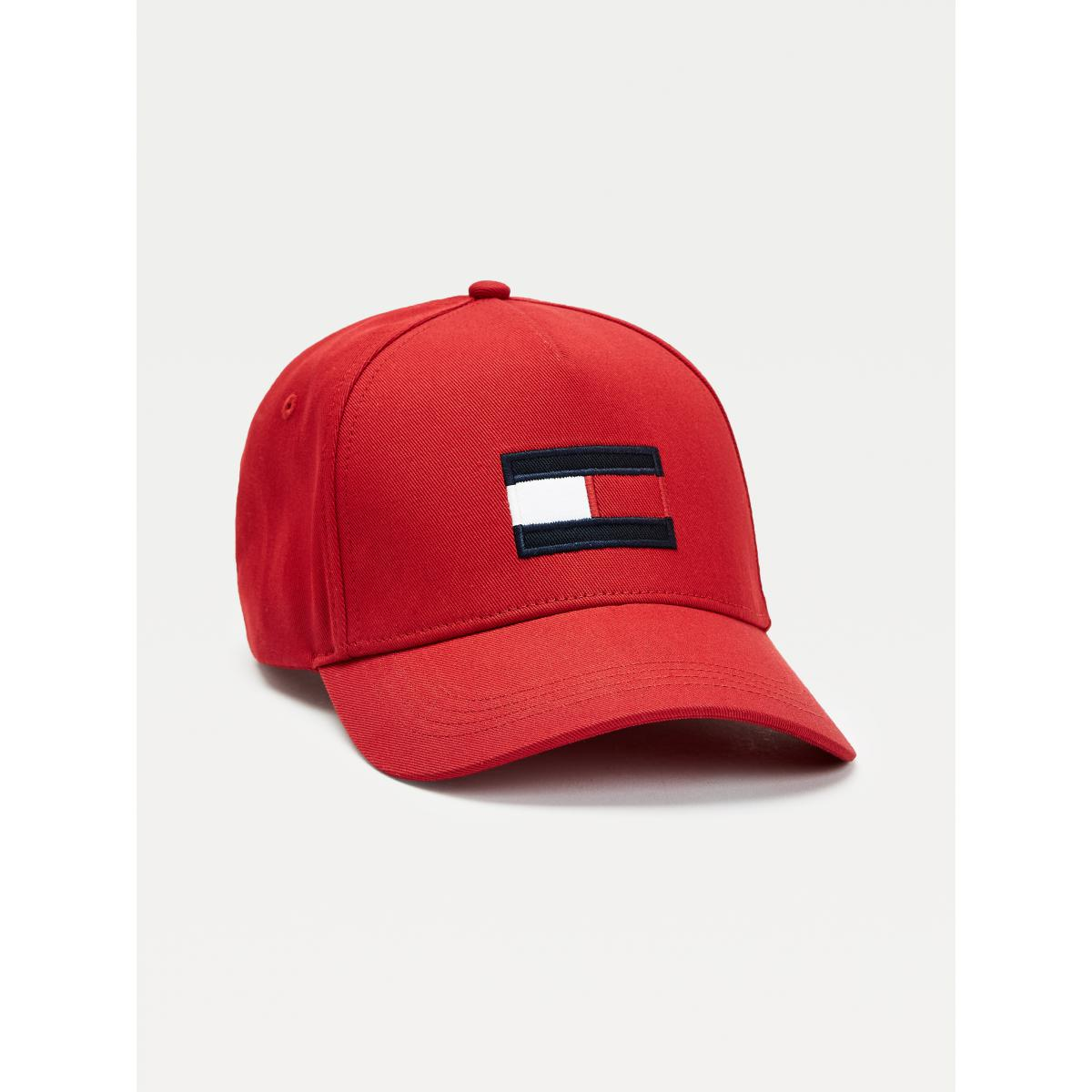 Casquette rouge - Tommy Hilfiger  Tommy Hilfiger Maroquinerie