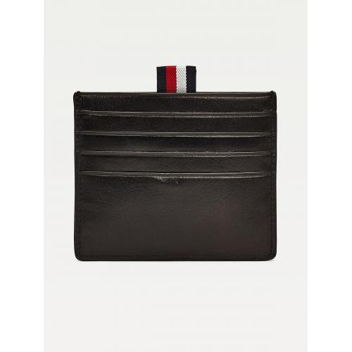 Tommy Hilfiger Maroquinerie - Porte Cartes Cuir  - Maroquinerie tommy hilfiger homme