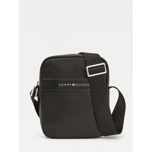 Tommy Hilfiger Maroquinerie - Reporter Homme noir - Tommy Hilfiger  - Pochette & Sacoche HOMME Tommy Hilfiger Maroquinerie