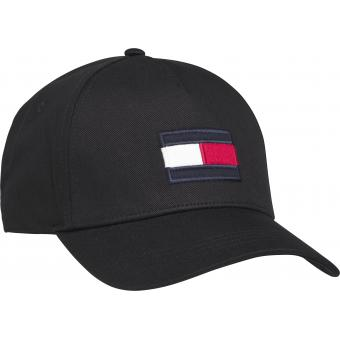 Tommy Hilfiger Maroquinerie - Casquette homme Tommy Hilfiger noir drapeau - Casquette HOMME Tommy Hilfiger Maroquinerie
