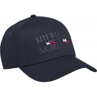 Tommy Hilfiger Maroquinerie - Casquette homme Tommy Hilfiger noire - Casquette HOMME Tommy Hilfiger Maroquinerie