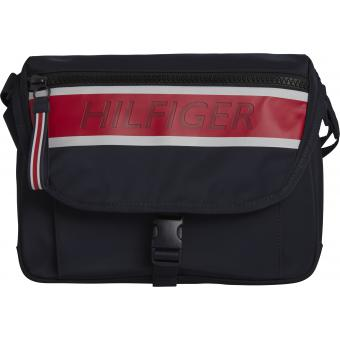 Tommy Hilfiger Maroquinerie - TOMMY MESSENGER - Soldes Maroquinerie HOMME