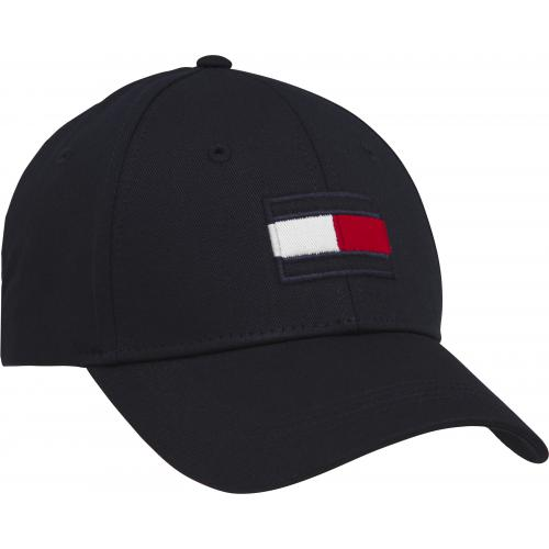 Tommy Hilfiger Maroquinerie - Casquette logotypée noire - Tommy Hilfiger - Maroquinerie tommy hilfiger homme
