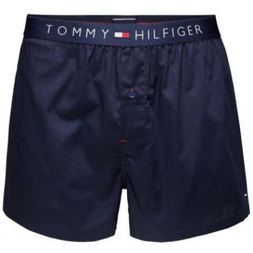 Tommy Hilfiger Underwear - CALECON WOVEN NEW BASIC – Coton - Noël Sous-Vêtements HOMME