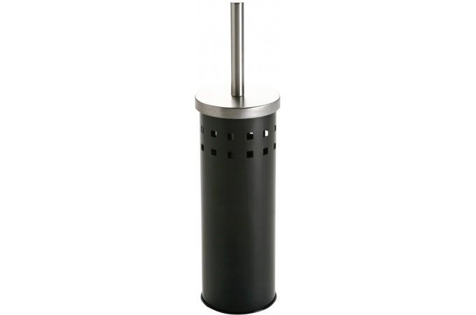 brosse wc noire accessoire salle de bain pas cher. Black Bedroom Furniture Sets. Home Design Ideas
