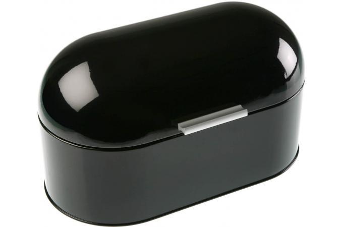 corbeille pain noire boite pain pas cher. Black Bedroom Furniture Sets. Home Design Ideas