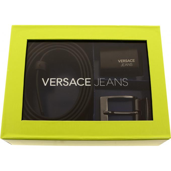 Coffret Ceinture 2 Boucles - Ardillon et Plaque Versace Jeans ... 75aeef5067f