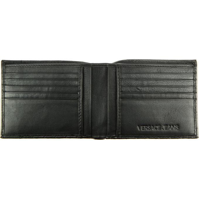 88bc34403f5 PORTE FEUILLE SIGLE EUROPEEN - PORTE CARTE Versace Jeans ...